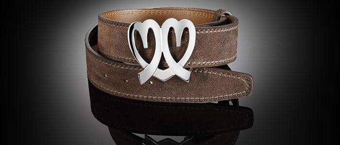 Les astucieux composants des ceintures Ninamarina